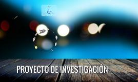 Copy of PROYECTO DE INVESTIGACIÓN