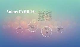 Valor: FAMILIA