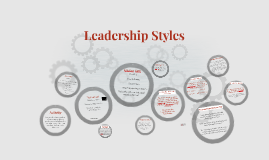 Leadership Styles Lesson 1 Public Services