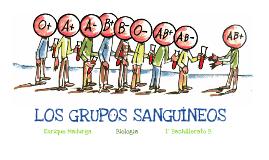 Los Grupos Sanguíneos