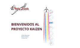 PROPUESTA PARA LA IMPLEMENTACIÓN DE LA METODOLOGÍA KAIZEN EN EL RESTAURANTE NELLY SAZÓN