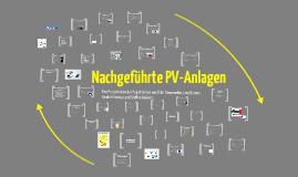 Facharbeit Photovoltaik