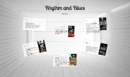 Modern Music: Rhythm and Blues