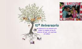 10* Aniversario