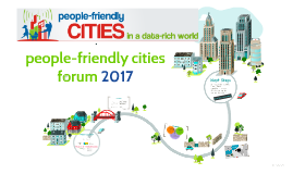 People-Friendly Cities Conference 2017