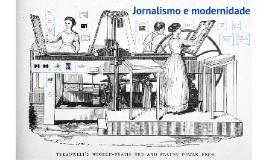 Jornalismo e modernidade