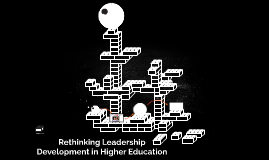 Rethinking Leadership Development in Higher Education