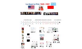 La Guerra Fría 1948 - 1991