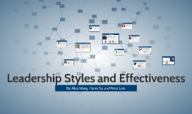 Leadership Styles and Effectiveness