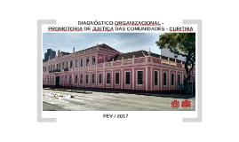 R2 - DIAGNÓSTICO ORGANIZACIONAL - PROMOTORIA DE JUSTIÇA DAS COMUN