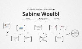 Timeline Prezumé by Sabine  Woelbl