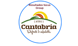 Resultados focus Group