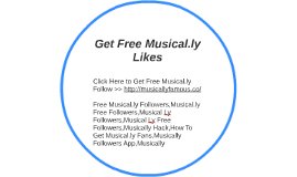 Is musical ly free