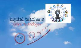 Digital teachers