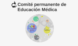 Copy of Comité permanente de Educación Médica
