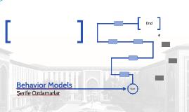 Behavior Models