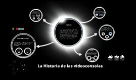 La Historia de las videoconsolas
