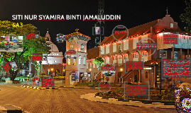 Copy of Malacca, the World Heritage City in Malaysia