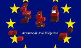 Az Európai Unió felépítése