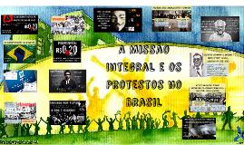 A Missão Integral e os Protestos no Brasil