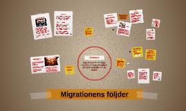 Migrationens följder