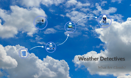 Weather Detectives