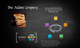 The Julian Crepery