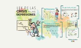 ley de la crisis y las depresiones