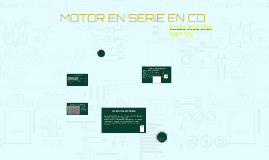 MOTOR EN SERIE EN CD