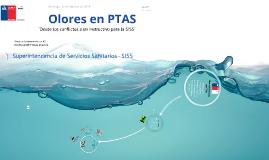 JOR Analistas 2014: Olores en PTAS