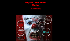 "Copy of ""Why we crave Horror Moives"" By Stephen King"
