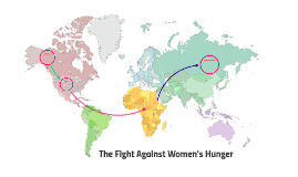 The Fight Against Women's Hunger