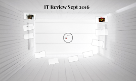 IT Review  Sept 2016