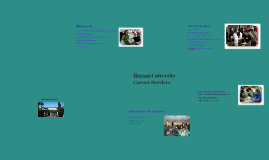 Husson University Career Services Overview