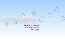 KARASAL BiYOMLAR