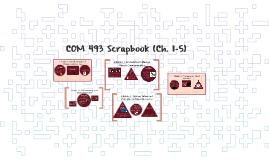 COM 493 Scrapbook