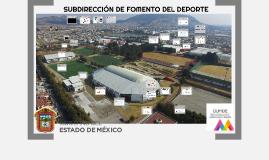 SUBDIRECCIÓN DE FOMENTO DEPORTIVO