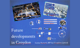 Future developments in central Croydon