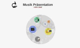 Musik presentation