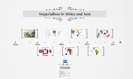 Imperialism in Africa and Asia- Honors