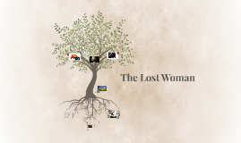 The Lost Woman by Patricia Beer