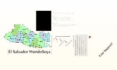 El Salvador MundoSoya