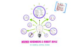 Werner Heisenberg & Robert Boyle