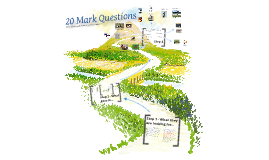 20 Mark Questions