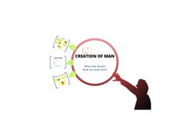 Copy of Mythology - Creation of Man