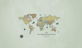 The Mayan World of Trade