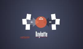Boykotte