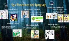 Copy of Copy of Las Funciones del Lenguaje