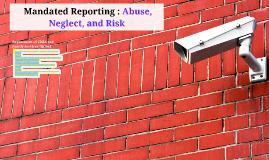 DCFS Mandated Reporting