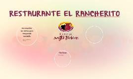 RESTAURANTE EL RANCHERITO